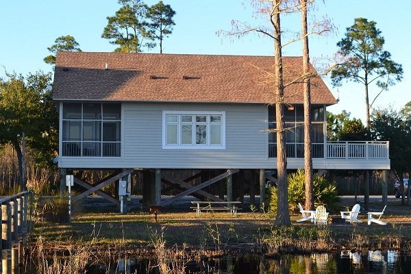 Eagle Cottages at Gulf State Park
